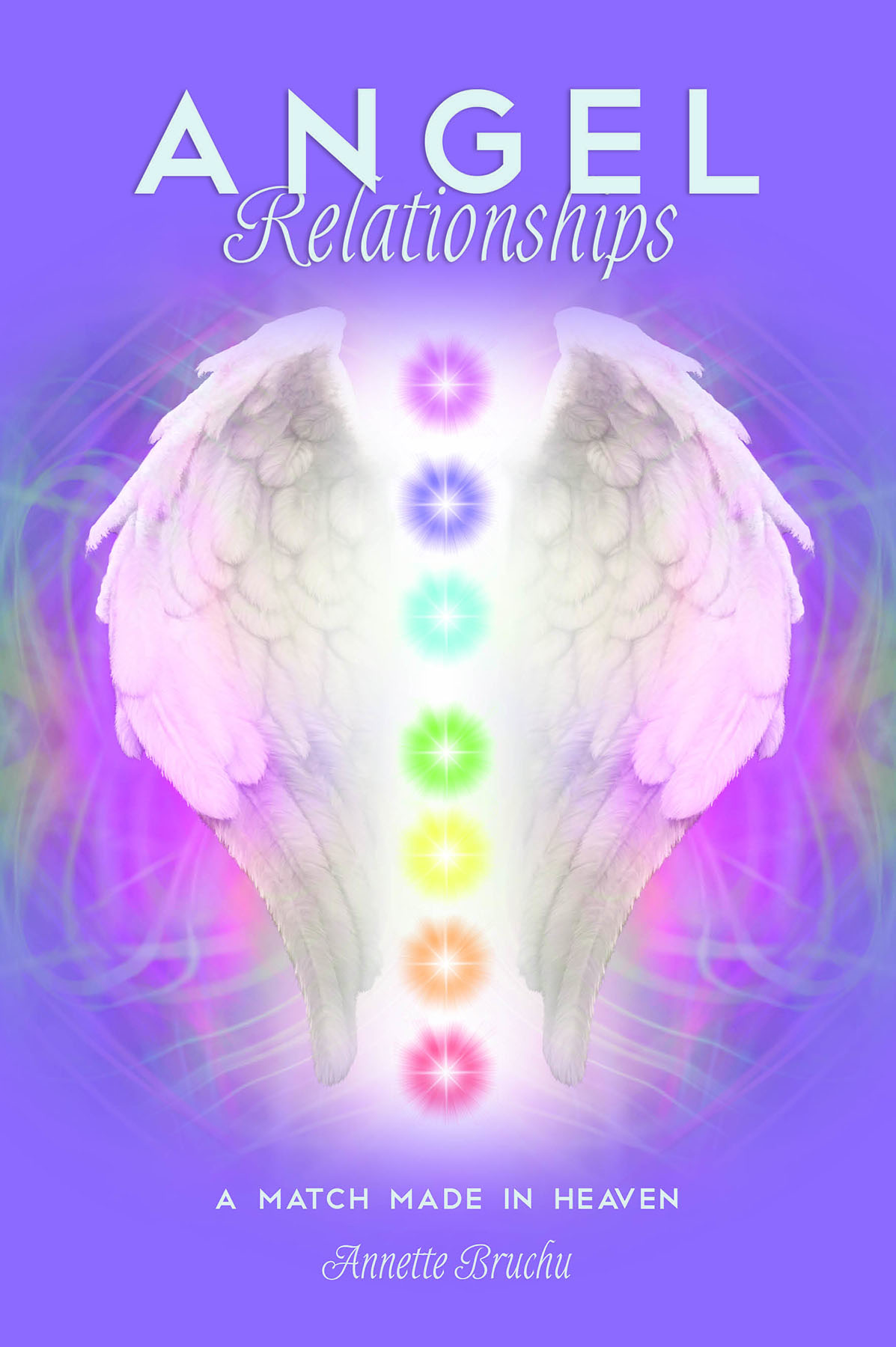 Angel Relationships Book Cover